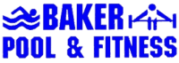 Baker Pool & Fitness Logo
