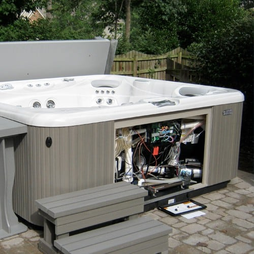 Hot Tub Repair Milwaukee