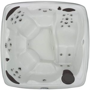 The 740L Hot Tub (6 Person – 40 Jets)