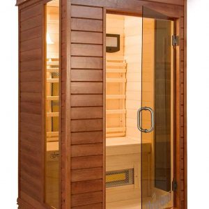 TheraSauna TS4746 Infrared Health Sauna | 1-2 Person