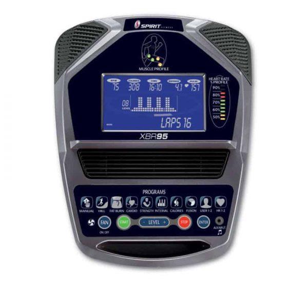 Spirit XBR 95 Console