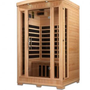 Brighter Day Sauna | 2-3 Person
