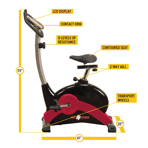 Body-Solid BFUB1 Exercise Bike