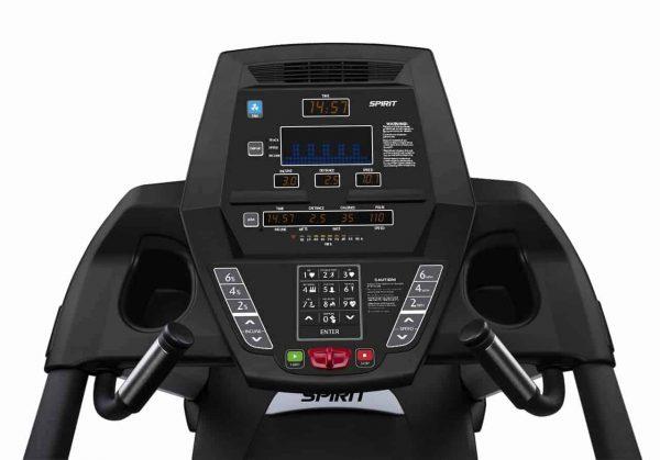 CT800 Treadmill Console