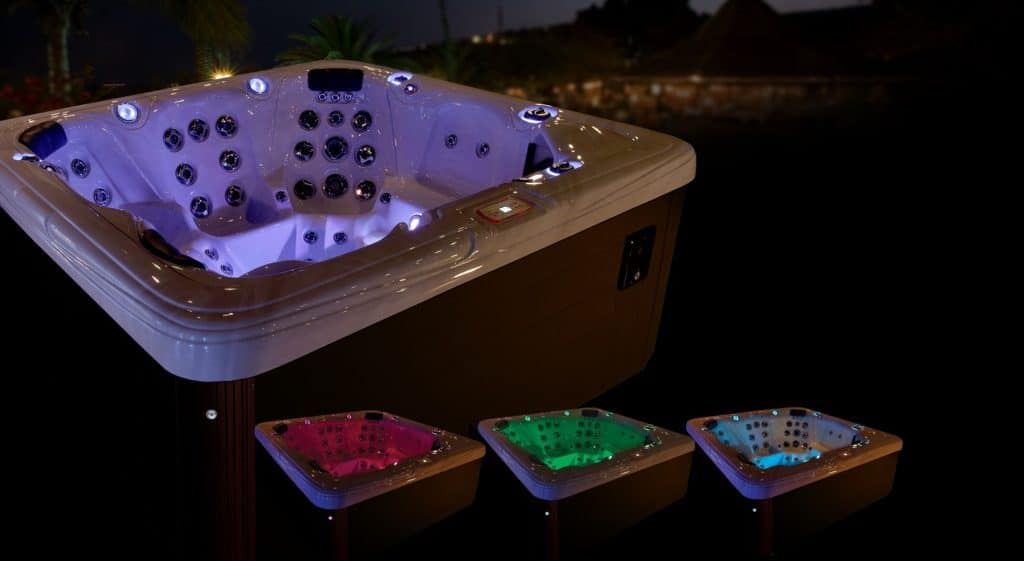 Garden Leisure Hot Tub Slider Image