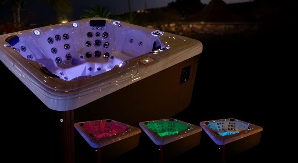 Garden Leisure Hot Tubs Baker Pool Amp Fitness