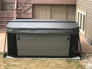 Hot Tub Cover in Milwaukee