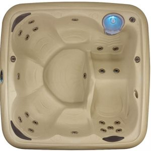 The Odyssey Hot Tub (6 Person – 21 Jets)