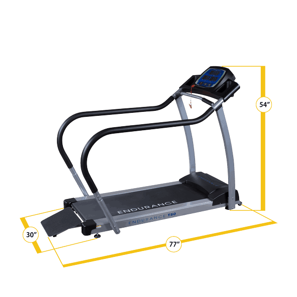 Body Solid T50 Treadmill Specs