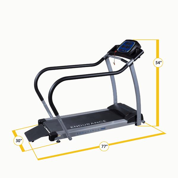 Body Solid T50 Treadmill Specs