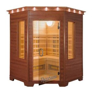 TheraSauna TS6439 Infrared Health Sauna | 3 Person