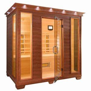 TheraSauna TS8454 Infrared Health Sauna | 4 Person