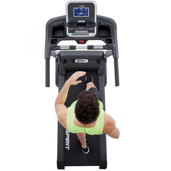 XT185 Treadmill Overhead