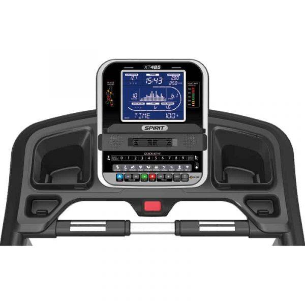 XT485 Treadmill Console