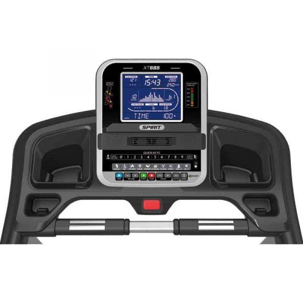 XT685 Treadmill Console