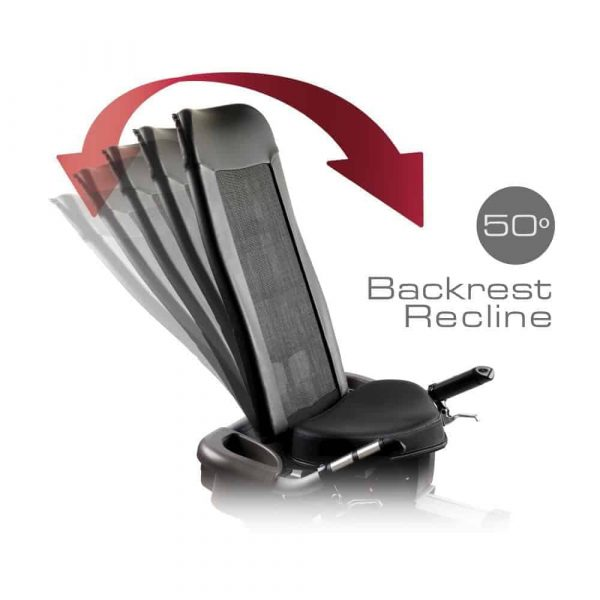 Xbr95 Backrest Incline