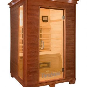 TheraSauna TS7553 Infrared Health Sauna | 2 Person