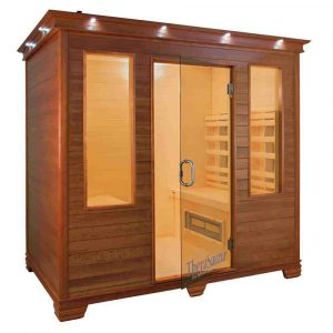 TheraSauna TS7552 Infrared Health Sauna | 4 Person