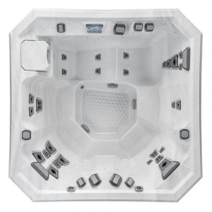 The V77L Hot Tub (6 Person Hot Tub – 27 Jets)