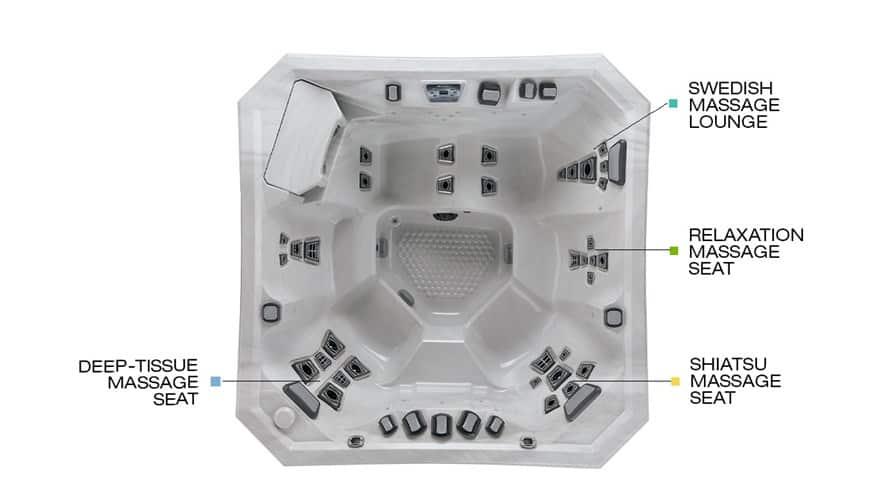 Marquis Hot Tub Bluetooth Player