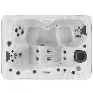 The Nashville Elite Hot Tub (2 Person – 22 Jets)