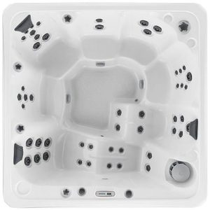 The Woodstock Hot Tub (7 Person Hot Tub – 51 Jets)