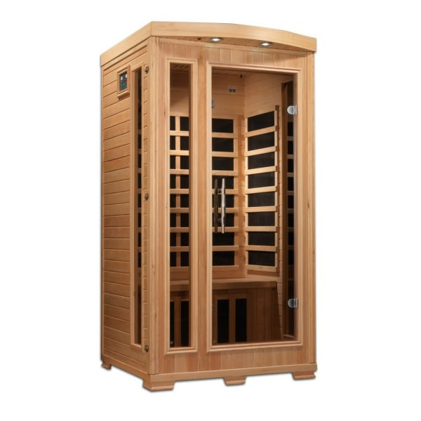 PRO 6 LOW EMF FAR INFRARED SAUNAS