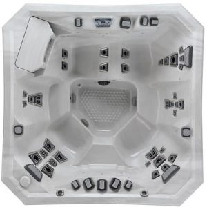 The V84L Hot Tub (5 Person Hot Tub – 36 Jets)