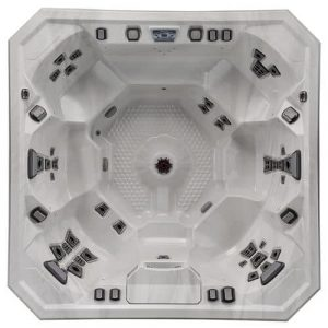 The V94 Hot Tub (8 Person Hot Tub – 41 Jets)