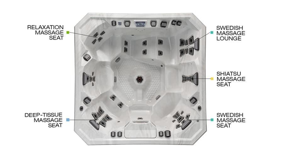 Marquis Hot Tub Bluetooth Audio Music Player