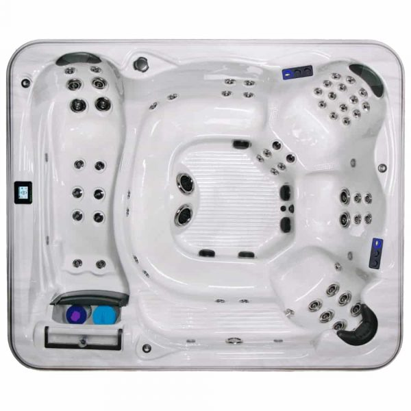 The Isla Margarita ELITE Hot Tub