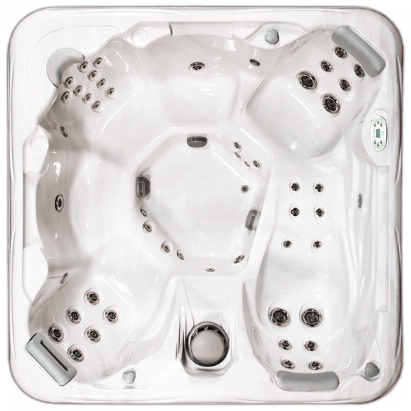 The 748L Deluxe Hot Tub