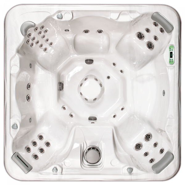 The 850B Deluxe Hot Tub
