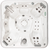 The 850L Deluxe Hot Tub