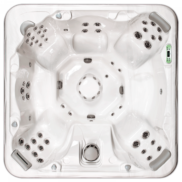 The 860B Hot Tub