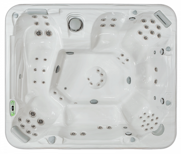 The 965 Deluxe Hot Tub
