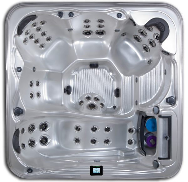 Antiqua Hot Tub