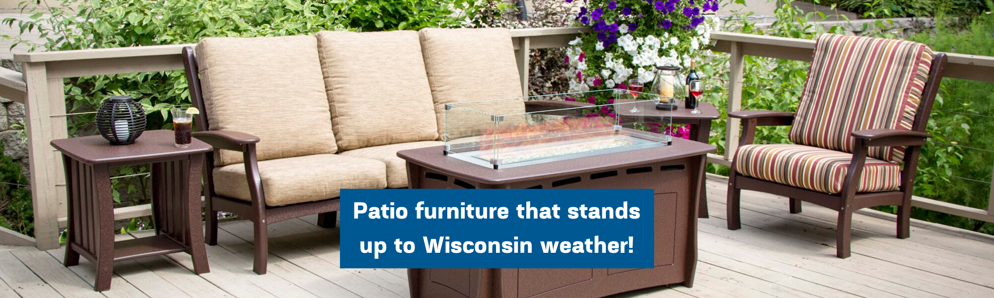 Patio Furniture in Milwaukee